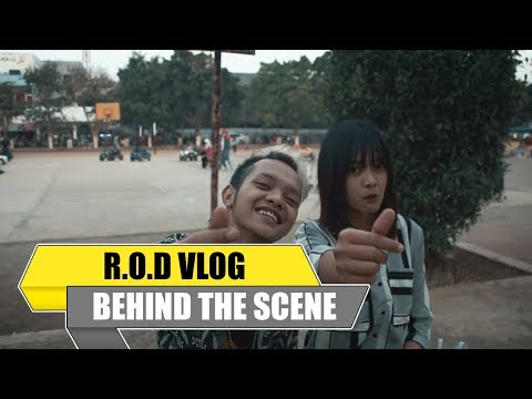 BEHIND THE SCENE - R.O.D MUSIC VIDEO