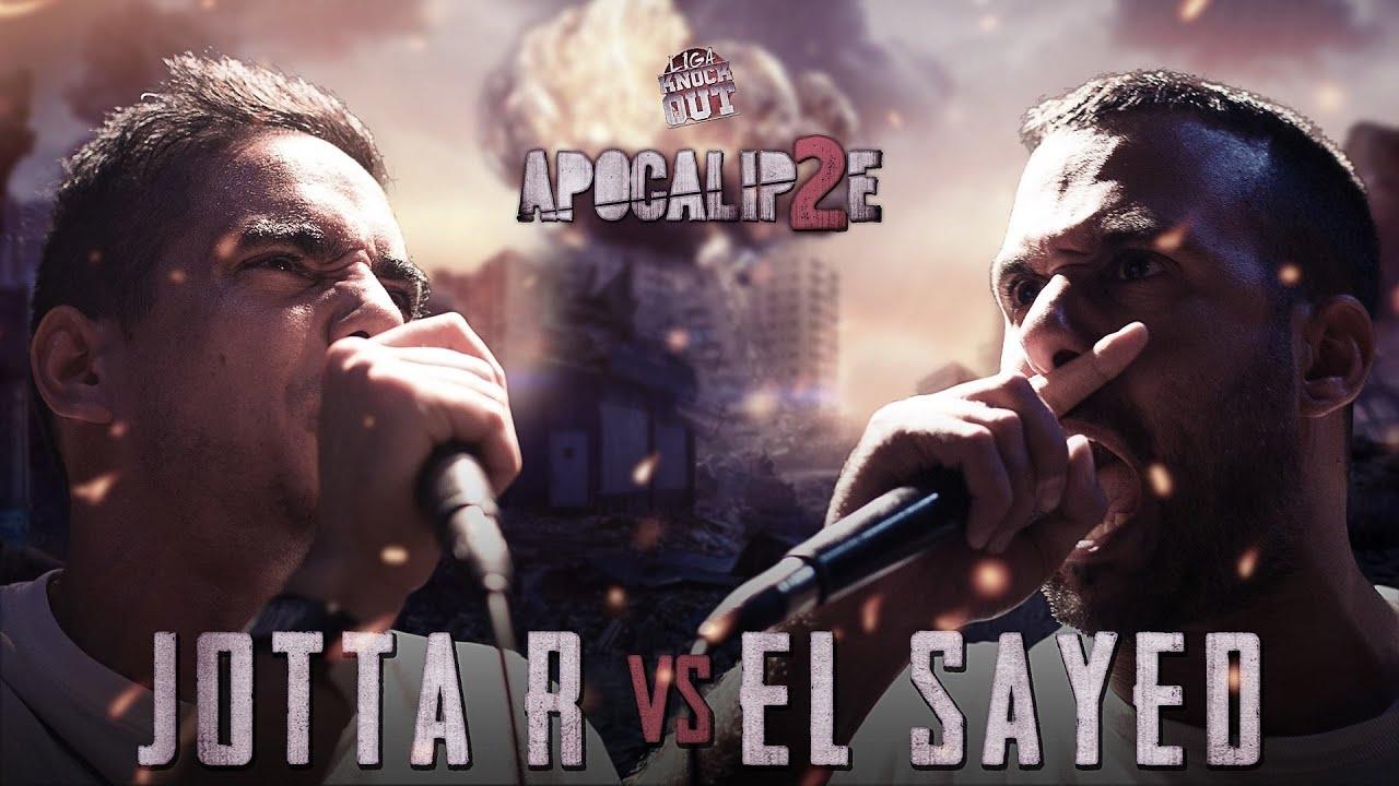 Download Liga Knock Out / EarBox Apresentam: Jotta R vs El Sayed (Apocalipse 2)