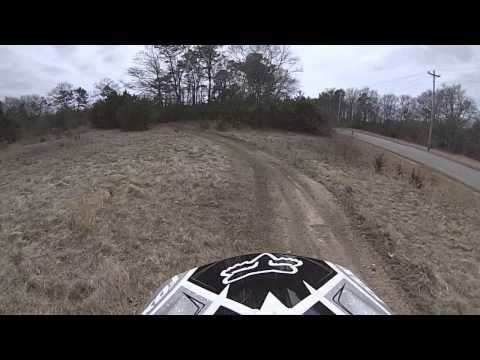 Riding the 125