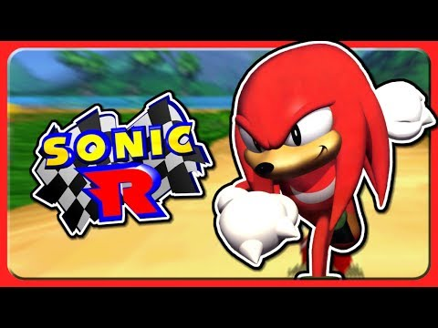 Sonic R (PC) FOR THE FIRST TIME