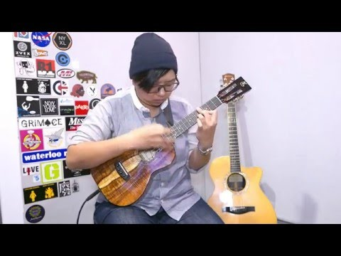 Kalei Gamiao - The Unknown (Ukulele Cover)