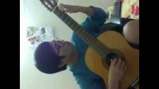 Kiss the rain (Guitar beginner - version bật bông)