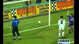 Coppa Italia 1995-1996 Fiorentina-Inter 3-1 (Semifinali Andata, 15-02-96)
