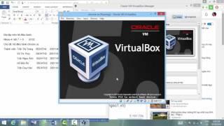 hướng dẫn cài đặt hệ điều hành chrome os trên máy ảo vitualbox