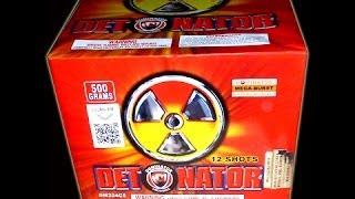 Detonater of 500g Aerials-Dominator Fireworks-500G Cakes