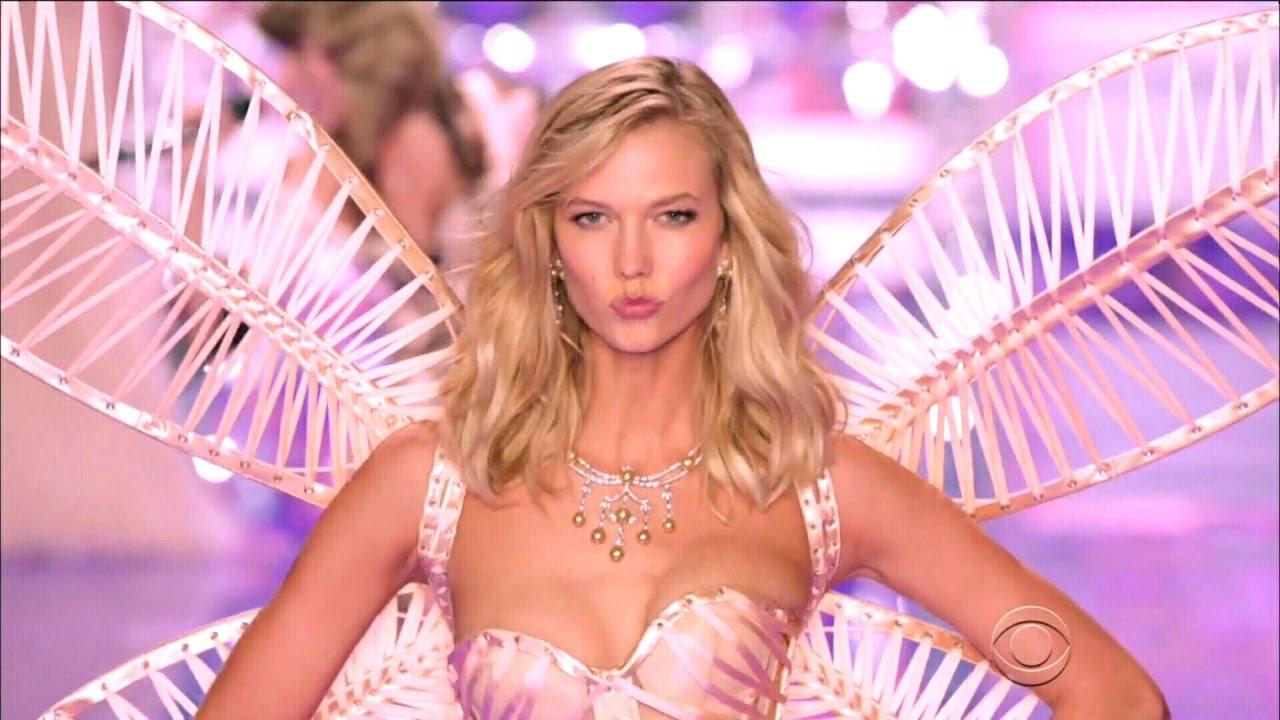 0d43c8221c Karlie Kloss Victoria s Secret Runway Walk Compilation 2011-2014 HD ...