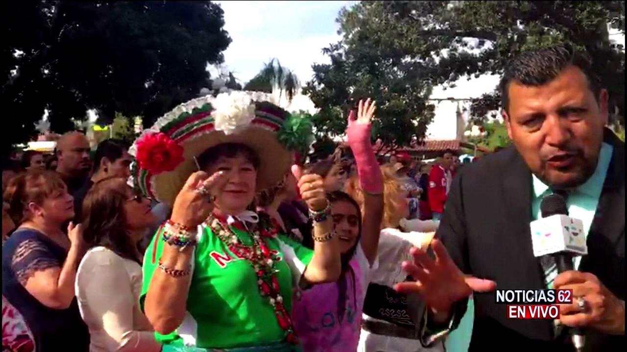 Celebracion del cinco de mayo - Noticias 62 - YouTube
