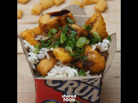 Capn Crunch Popcorn Chicken - Shared Food