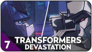OSTATECZNY POJEDYNEK - KONIEC - TRANSFORMERS DEVASTATION - CHAPTER VII #7 [PL/HD]