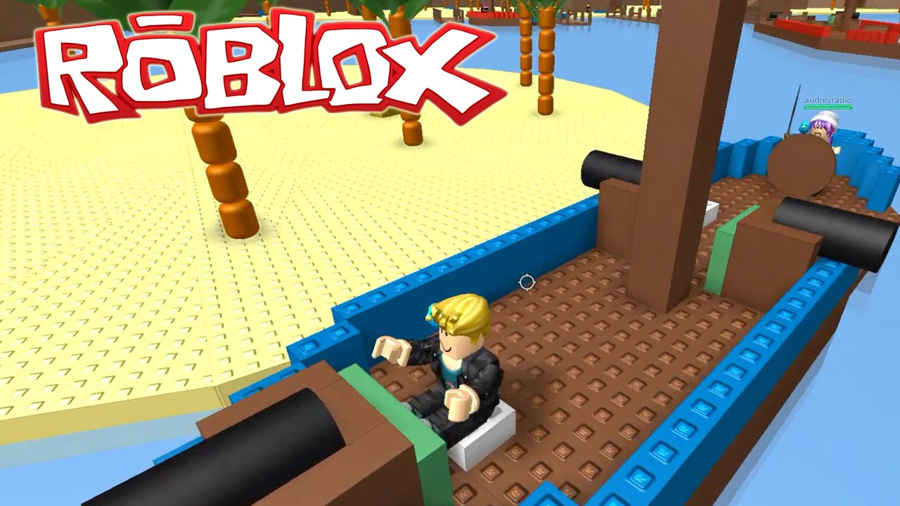 Roblox Pirate Wars Arrgggg Gamer Chad Plays Youtube