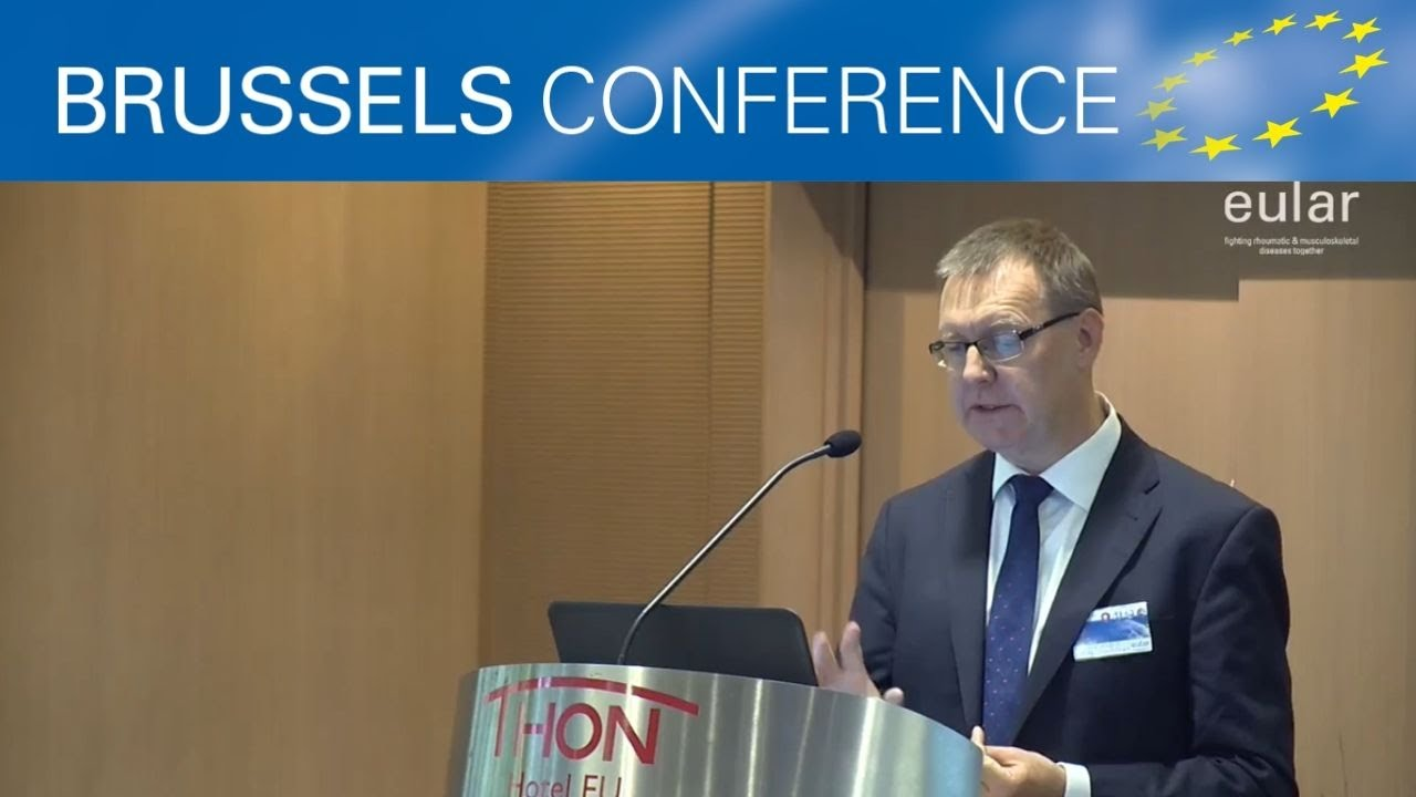 EULAR Brussels Conference 2017: Medical research under Horizon 2020 and  beyond