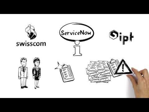 ServiceNow in Schweizer Cloud von Swisscom und ipt