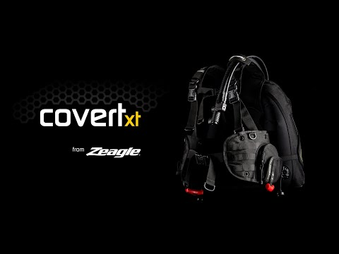 Covert XT BCD - Every Feature for Every Getaway