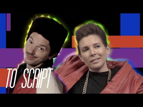 Andrew Dice Clay on the ArScheerio Paul : Paul Scheer and June Diane Raphael