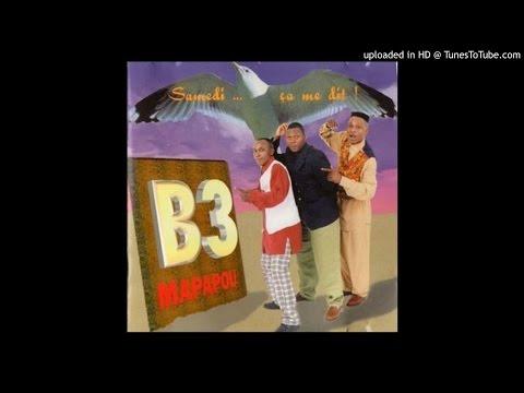 B3 Mapapou(Ballou Canta) (Congo)/Guitarist Alain Makaba: Samedi Ça Me Dit🎼 (1996) African🌍 Soukouss!