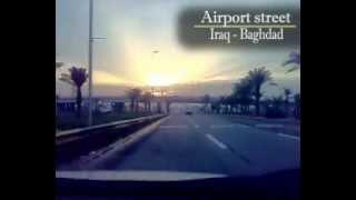 شارع المطار في بغداد / العراق 2013 St. of Airport in Baghdad/Iraq