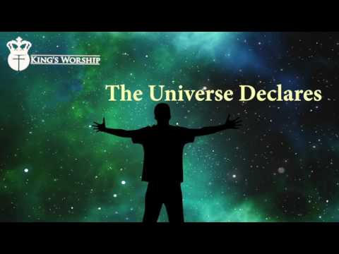 Universe Declares- 1 Hour of Prayer Soaking Music For Meditation