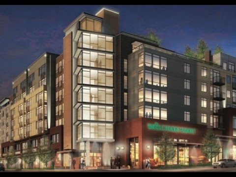 WHOLE FOODS MIXED USE BUILDING IN LOS ANGELES IS ONLY $2000 A MONTH FOR A 500 SQUARE FOOT APARTMENT.