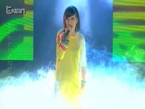Festina Mejzini - Could you be loved (X Factor Albania Live Show 8)