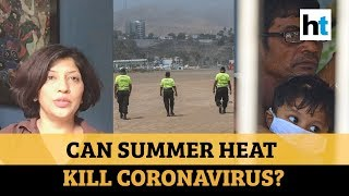 Can summer heat stop coronavirus spread?