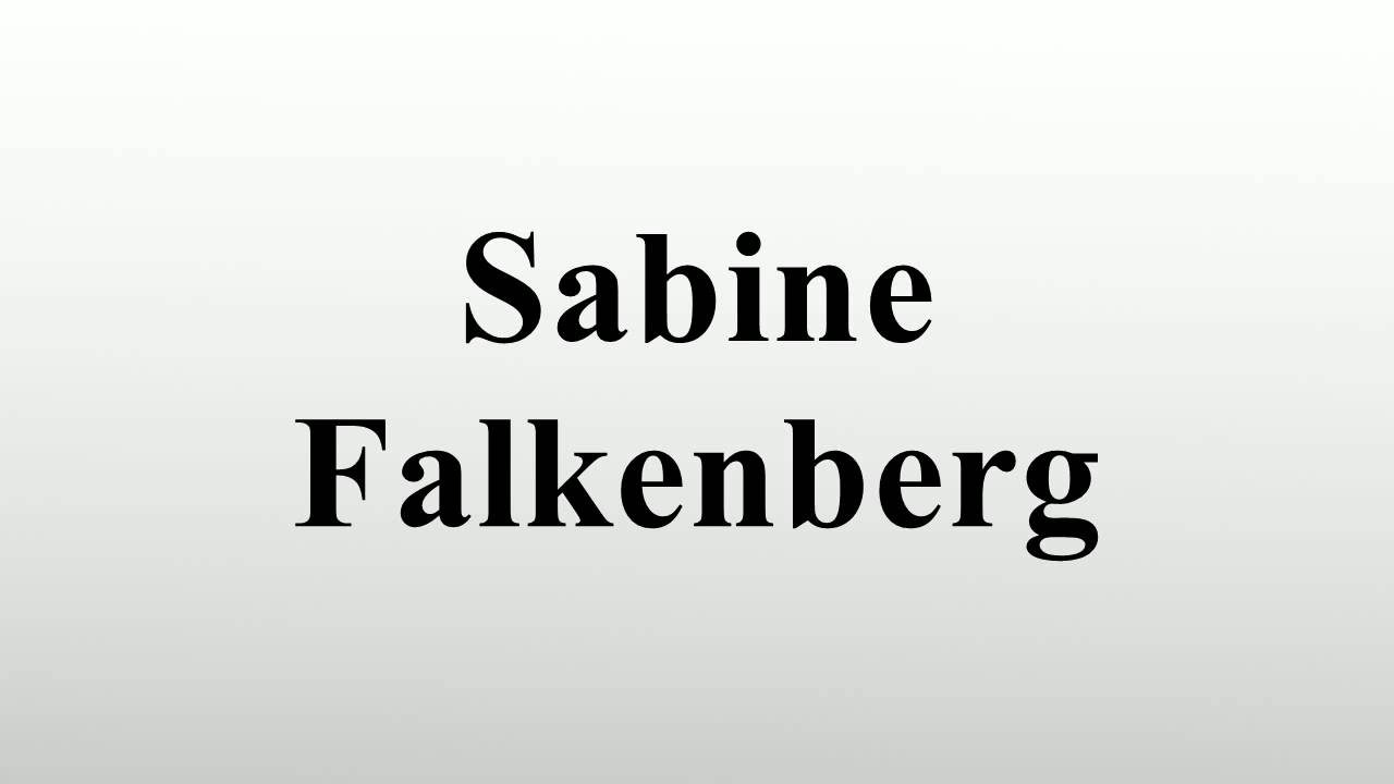 Sabine Falkenberg sabine falkenberg