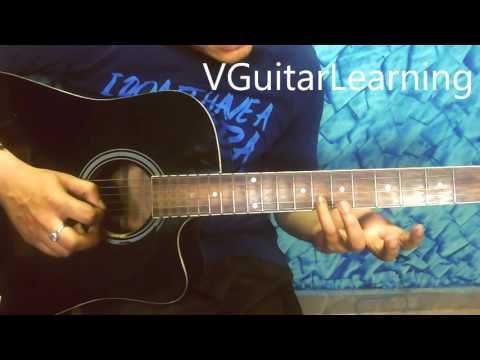 Vande Mataram Guitar Lead Lesson | VGuitarLearning | Easy Tutorial Part 1