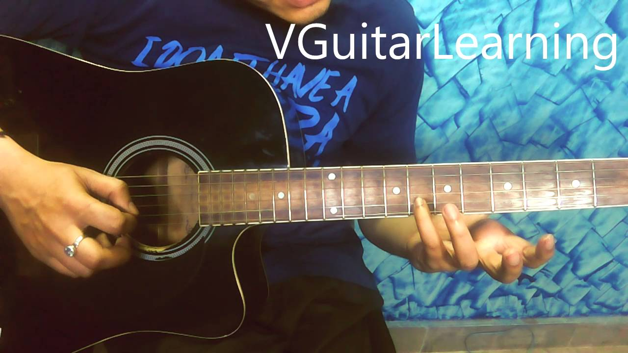Vande Mataram Guitar Lead Lesson Vguitarlearning Easy Tutorial