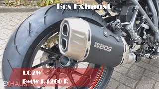 Top 6 Full Exhaust Sound BMW R1200 R / Akrapovic, Arrow, Remus, GPR, Dominator, BOS
