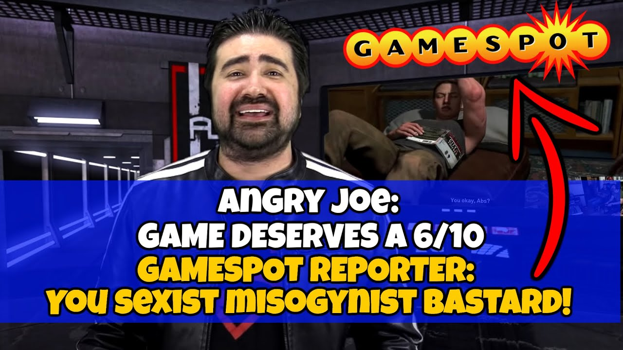 """Toxic GameSpot Writer Labels Angry Joe """"Sexist And A Misogynist"""" For His Last Of Us Part 2 Review!"""