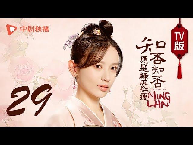 知否知否应是绿肥红瘦-tv版-29-赵丽颖-冯绍峰-朱一龙-领衔主演