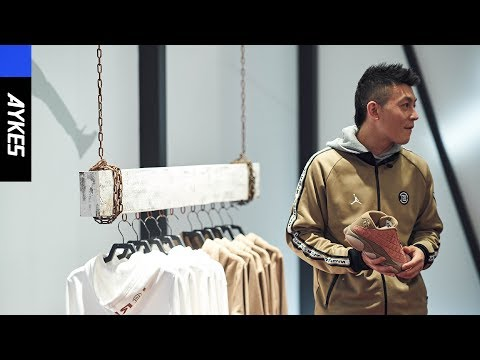 INHOUSE   在屋里 AYKES interview with the founder of CLOT: 陈冠希 Edison Chen
