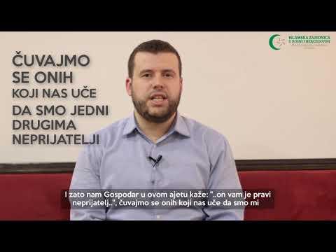 Poziv vjernicima (3) - Naši neprijatelji - hfz. Ammar Bašić