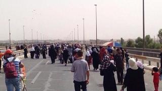 أخبار عربية - كثافة السكان تسببت في بطء العمليات في #الموصل