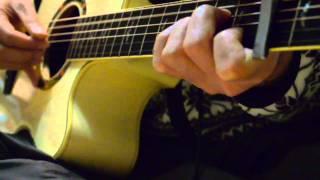 「恋人への手紙」弾き語り by のほん Guitar:YAMAHA CPX-15N 手紙でやり...