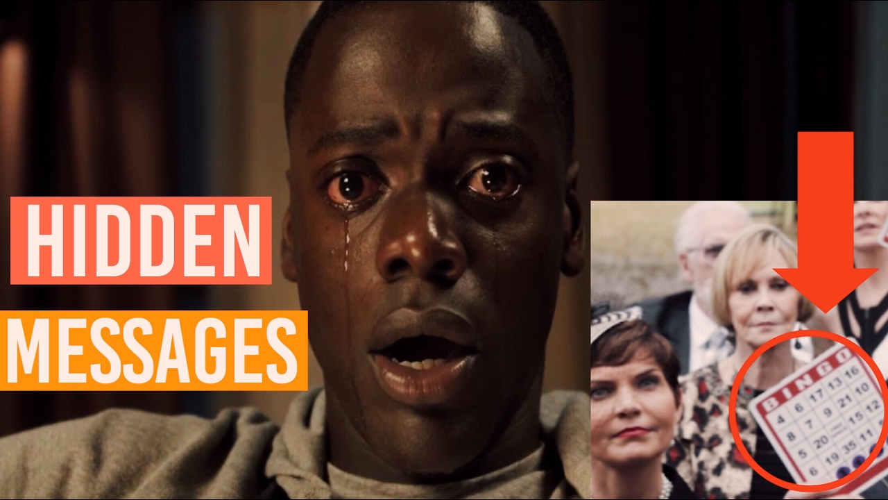 GET OUT HIDDEN MESSAGES NO ONE SAW - YouTube