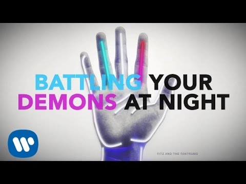 Fitz and the Tantrums - Burn It Down [Official Lyric Video]