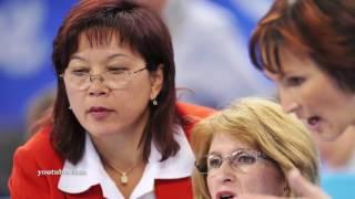 Гордость казахстанской спортивной гимнастики отметила 60-летний юбилей