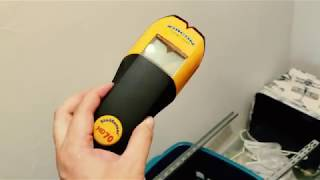 Zircon HD70 Stud Finder Quick Review & How To Use