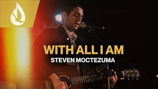 With All I Aṁ (Jesus I Believe in You) by HILLSONG   Acoustic Worship Cover by Steven Moctezuma