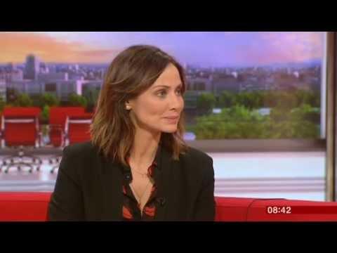 Natalie Imbruglia Interview BBC Breakfast 2014