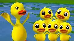 anak itik anak itik ya mama | Lagu Anak | bayi sajak | Duckling Duckling | Farmees Indonesia