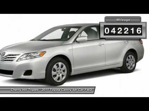 Cherry Hill Triplex >> 2011 Toyota Camry Cherry Hill Nj 74166r Youtube