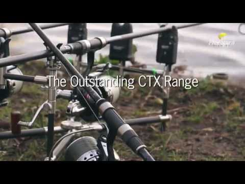 Free Spirit CTX Carp Rods From Fishtec