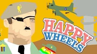 Happy Wheels: In War: THE BUNKER - Part 367