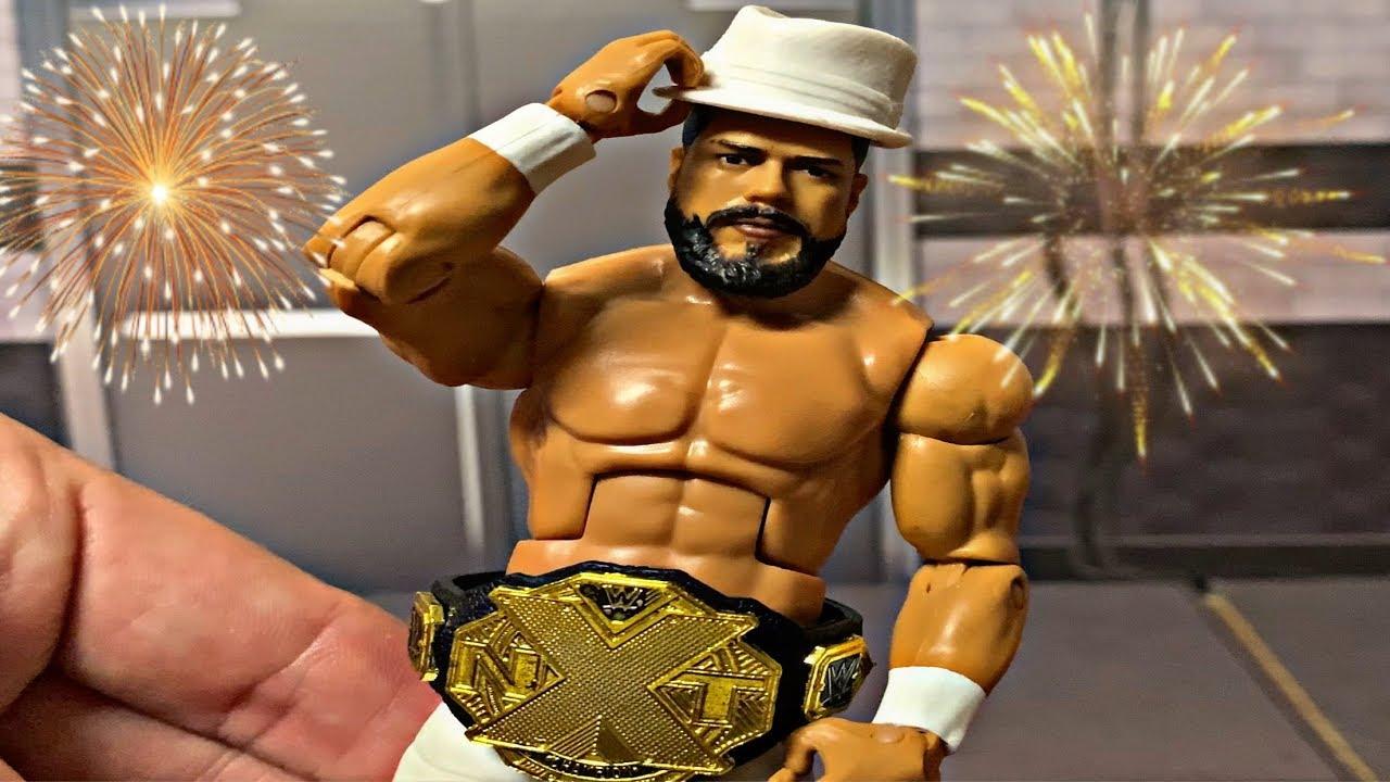 WWE Pack de Dos Luchadores Figuras ANDRADE CIEN ALMAS /& ZELINA VEGA Mattel GLB22