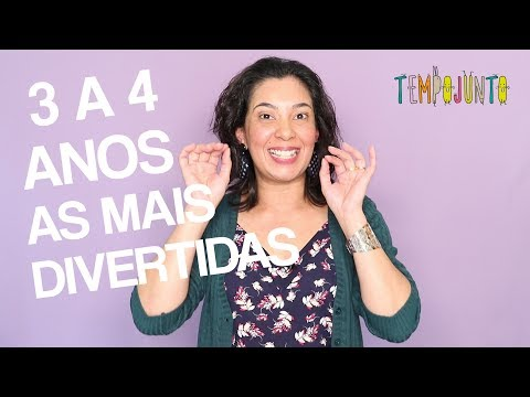 TOP 10 BRINCADEIRAS PARA CRIANÇAS DE 3 A 4 ANOS