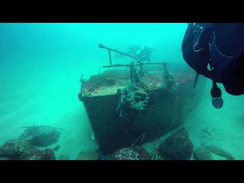 Diving in Donegal: Melmore Head 28 June 2015