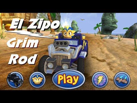 Beach Buggy Blitz - El Zipo Racing With Grim Rod - Ep 33