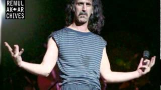 Strictly Genteel + Montana / Zappa in Manchester UK - 1979