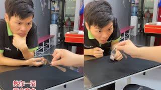 Funny Magic Tricks Reaction Showing !!!